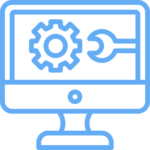 Information technology icon