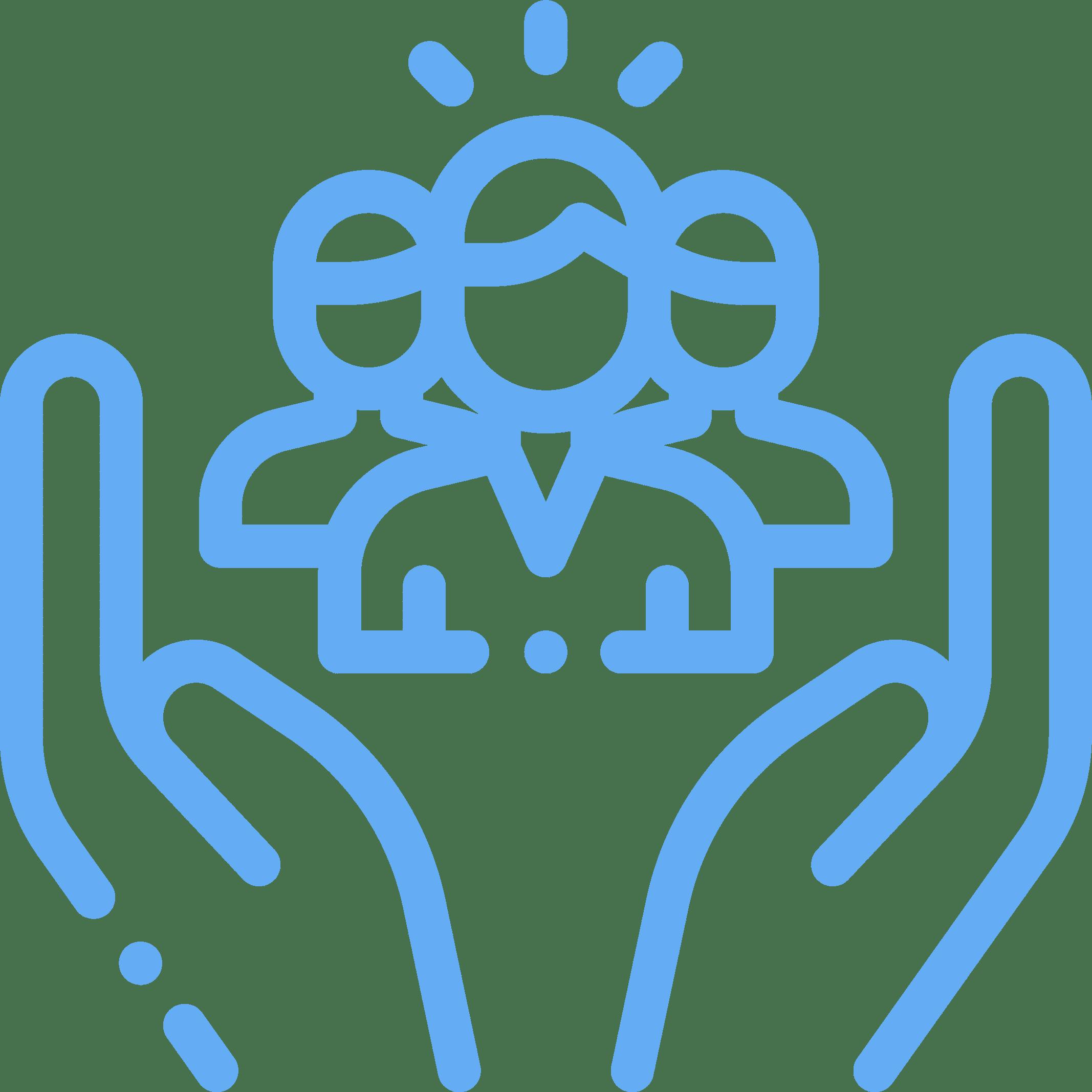 Customer success icon